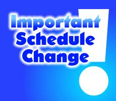 Schedule-change